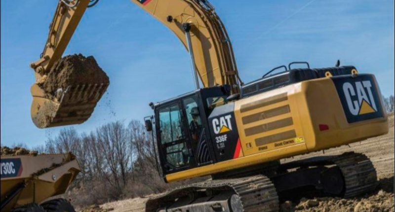Caterpillar Lays the Groundwork