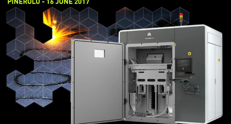 DMP (Direct Metal Printing) – Open House with the 3D Systems team at Pinerolo