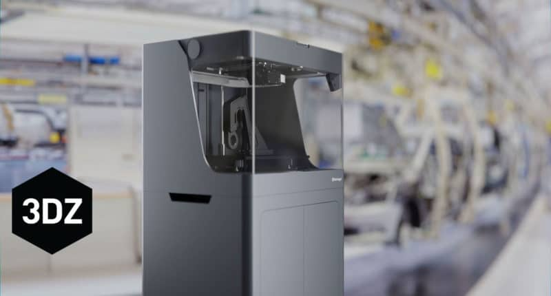 Three new Markforged industrial printers