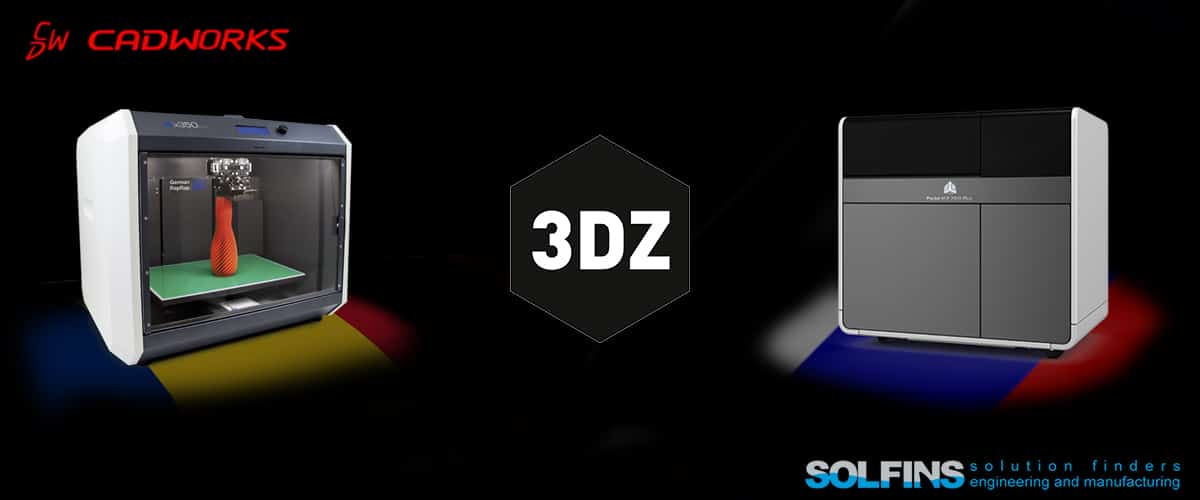 3DZ Serbia and 3DZ Romania opening