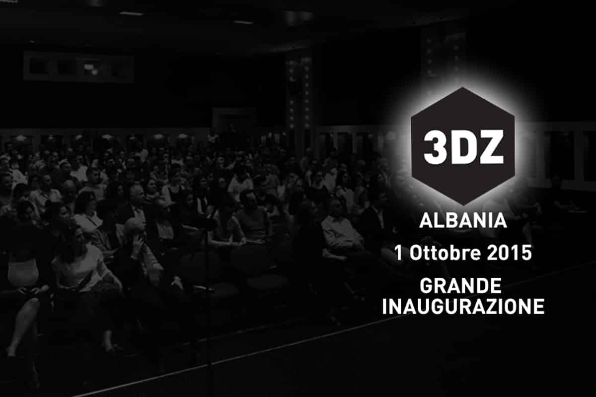3DZ Albania brings 3D technologies in Tirana