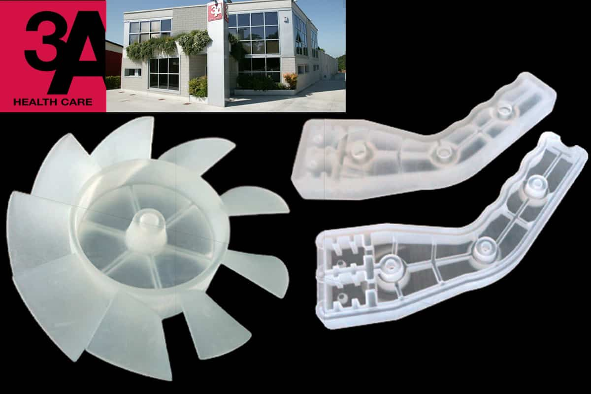 3A Health Care, a company focused on the future with 3D printing