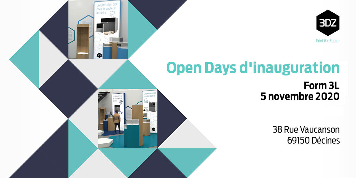 Open Days d'inauguration : FORM 3L