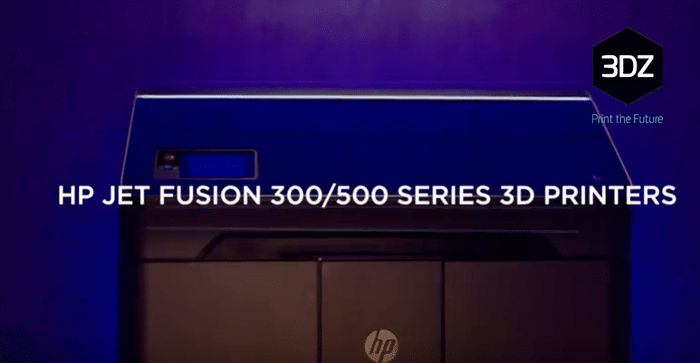 HP Jet Fusion 300 and 500